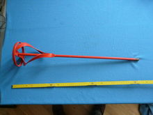 Used Stirrer Tool in