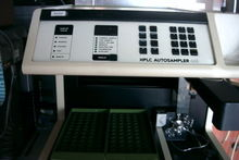 Used HPLC Autosample