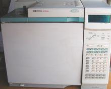 Agilent Gaschromatograph 6890 N