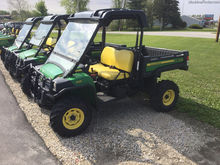 2011 John Deere XUV 625I GREEN