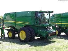 2013 John Deere S670 48699