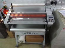2015 Matix Duo Laminator MD 650