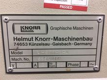 1999 Knorr L 600 3 W Pile Lift