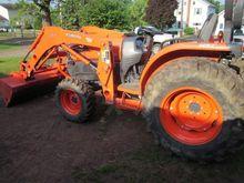 Kubota L3940HST Farm Tractors