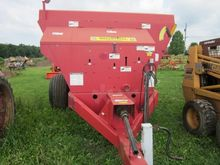 Meyer 8720 Manure spreader