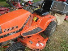Kubota G1900S Lawn tractor