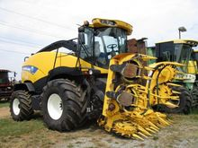 2013 New Holland FR600 Self-Pro