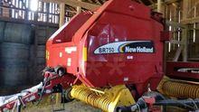 New Holland BR750A Round baler