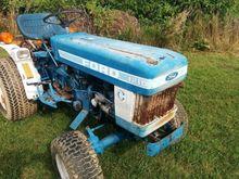Ford 1210 Farm Tractors