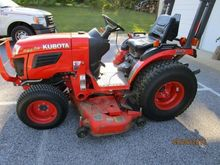 Kubota B2620 Farm Tractors