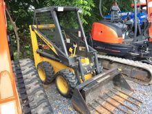 New Holland LS120 Skid Steer Lo