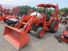 Kubota M59 Rigid Backhoes