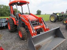 2016 Kubota M62 Rigid Backhoes