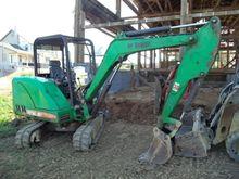 2005 Bobcat 334G Mini digger