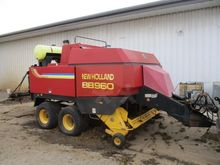 2002 New Holland BB960 Large sq