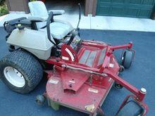 2000 Exmark LZ25KC724 Lawn trac
