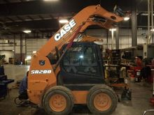 Used Case SR200 Skid