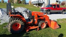 Kubota B3200 Farm Tractors