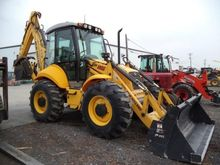 2007 New Holland B115 Rigid Bac