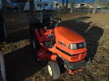 Kubota G2160 Lawn tractor