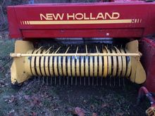 New Holland 316 Large square ba