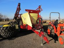 Hardi NAV3000 Trailed sprayer