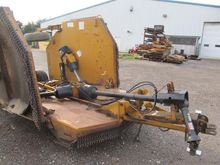 Woods 3180 Vertical axis shredd