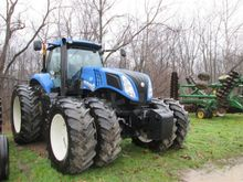 New Holland T8.360 Farm Tractor