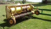 Harvesting equipment - : JOHN D