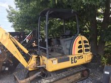 2001 New Holland EC35 Mini digg