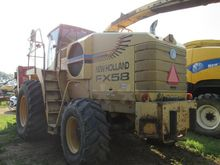 1999 New Holland FX58 Self-Prop