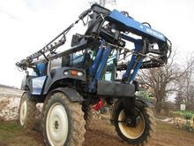 2012 New Holland SP.240F Self-p