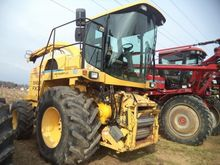 New Holland FX38 Self-Propelled