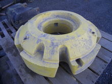 John Deere Wheel Weights