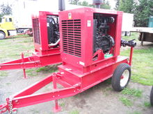 2016 Cadman Power Equipment 80M