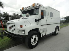 2006 GMC C8500 Griffin Armored
