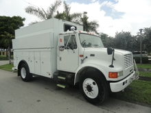 1996 International 4700 Enclose
