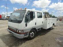 2002 Mitsubishi FE640 Utility S