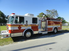 1998 Spartan Custom Rescue Pump