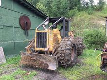 1987 Caterpillar 518 Skidder