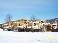 Caterpillar 631B Self-propelled