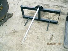 Versatech Bale forks and grippe