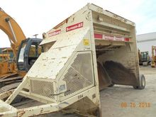 2000 Nordberg CV90D Screens