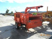 2007 Salsco 813XT Wood chipper