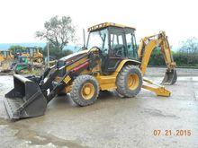 2006 Caterpillar 420D IT Rigid