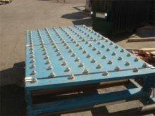 New London Roller Ball Conveyor