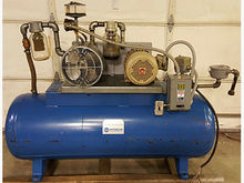 Hitachi 5 HP Vacuum Pump