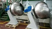 LA MECANICA Coating pan
