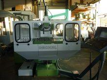 CNC Fräsmaschine Deckel FP 4 A,