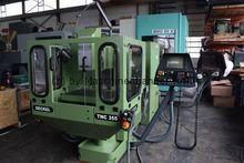 CNC Fräsmaschine Deckel FP 2 NC